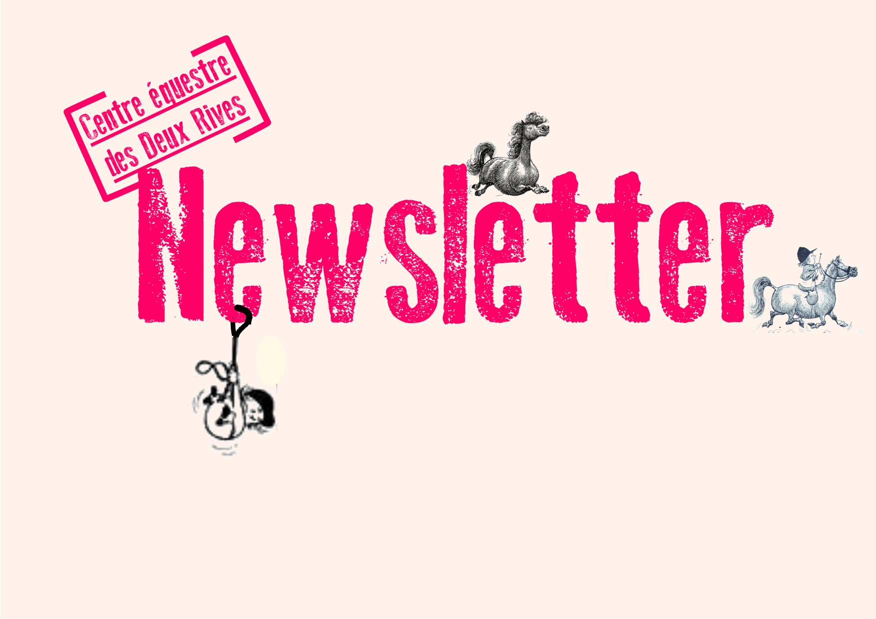 Newsletter mai 2020